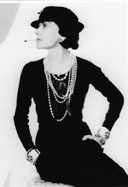 """The Most Courageous Act is Still to Think for yourself. Aloud. - CoCo Chanel -"